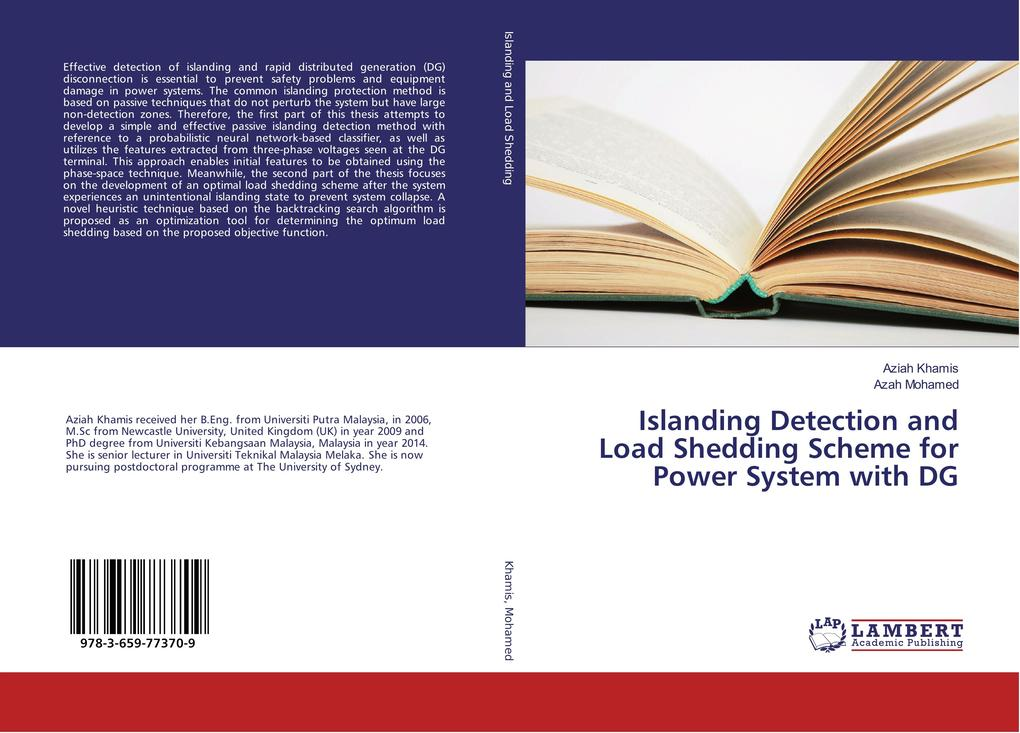 Islanding Detection and Load Shedding Scheme fo...