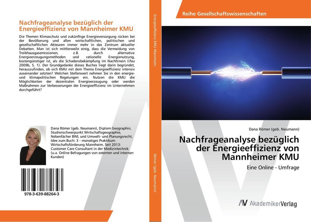Nachfrageanalyse bezüglich der Energieeffizienz...