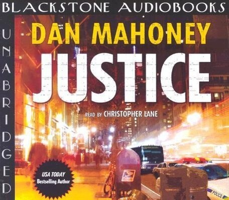 Justice: A Novel of the NYPD als Hörbuch