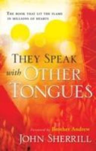 They Speak with Other Tongues als Taschenbuch