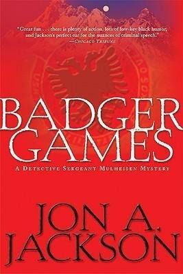Badger Games: A Detective Sergeant Mulheisen Mystery als Taschenbuch