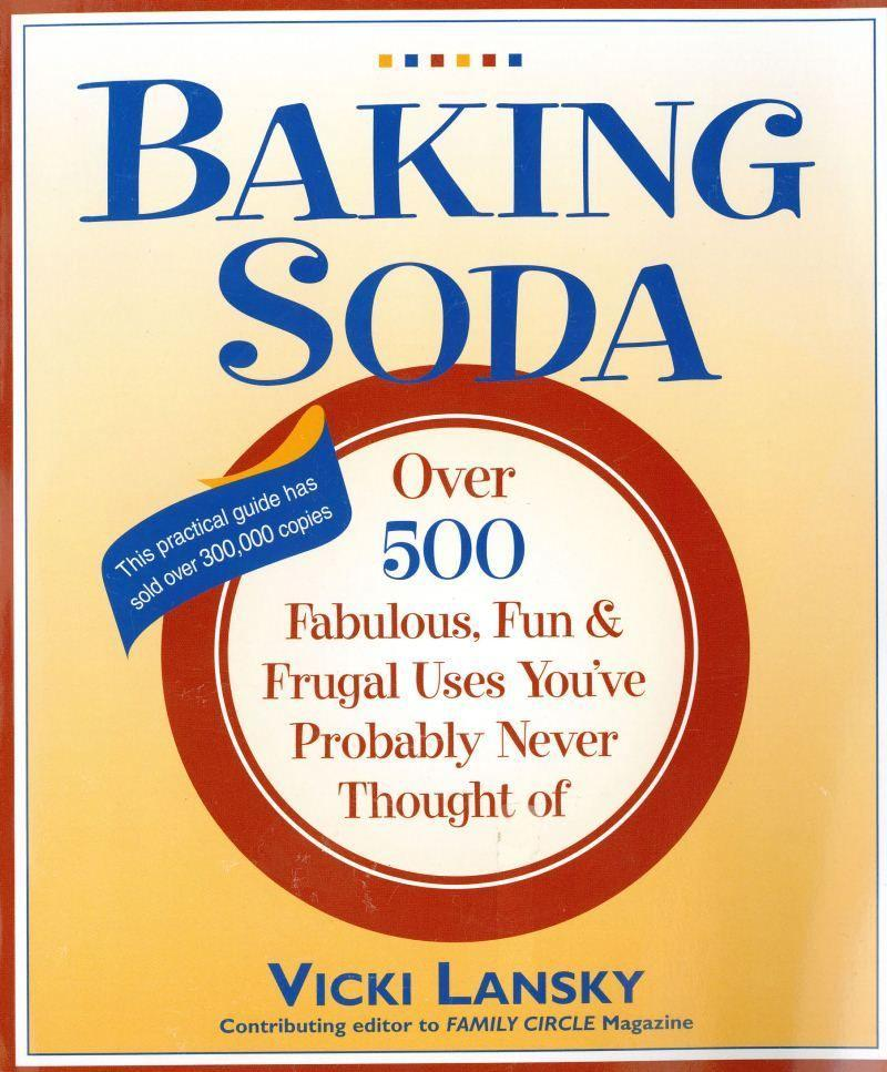 Baking Soda: Over 500 Fabulous, Fun, and Frugal Uses You've Probably Never Thought of als Taschenbuch