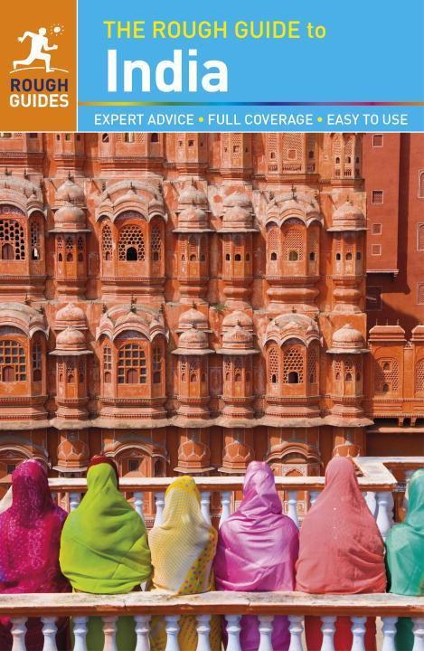 The Rough Guide to India als Buch von