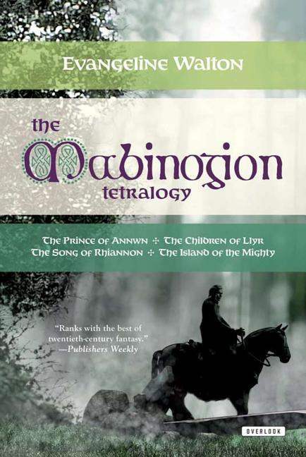 Mabinogion Tetralogy als Taschenbuch