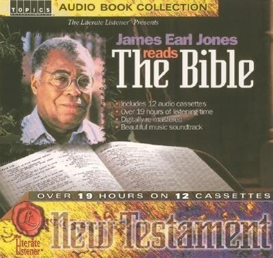 James Earl Jones Reads the Bible-KJV-New Testament als Hörbuch
