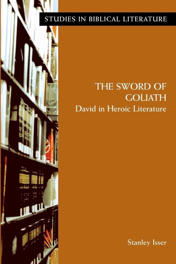 The Sword of Goliath als Taschenbuch