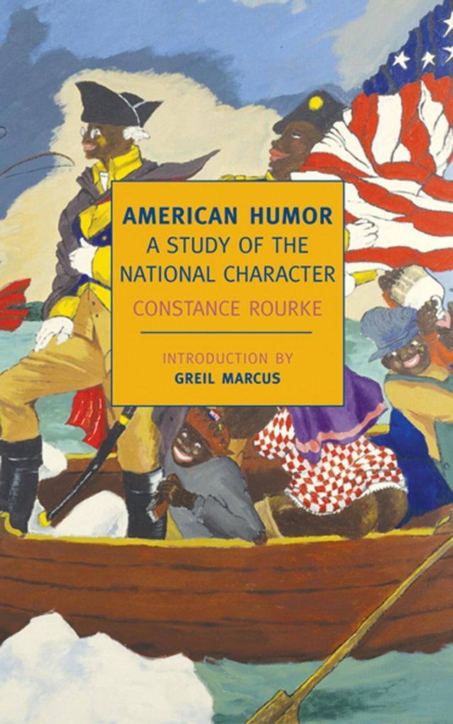 American Humor: A Study of the National Character als Taschenbuch