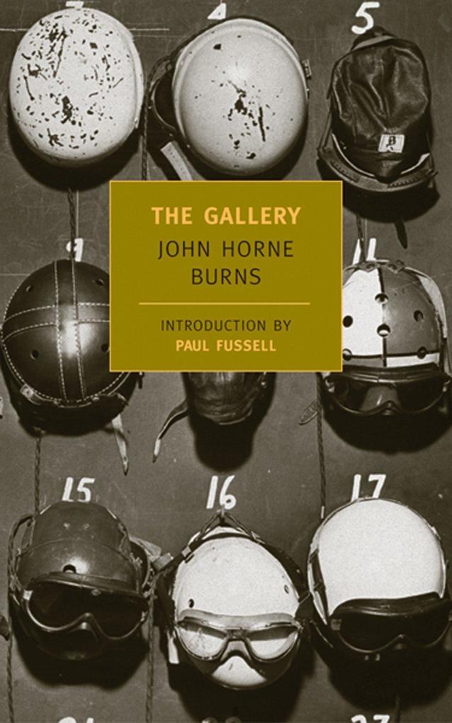 Gallery als Taschenbuch