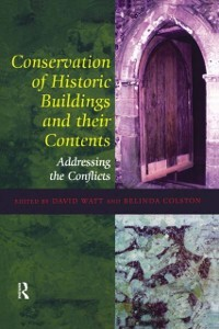 Conservation of Historic Buildings and Their Co...