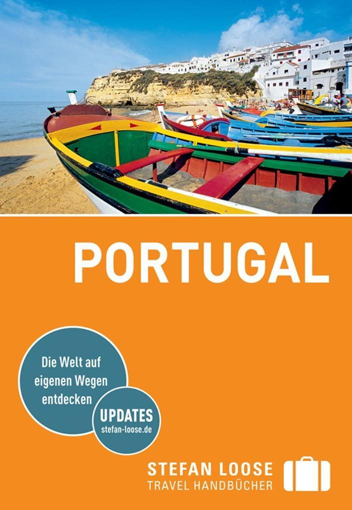 Stefan Loose Reiseführer Portugal als eBook Dow...