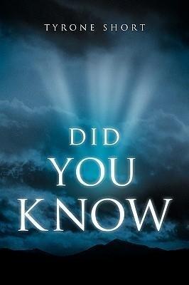Did You Know als Taschenbuch
