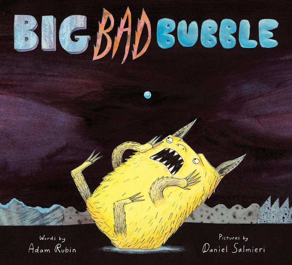 Big Bad Bubble als eBook Download von Adam Rubin