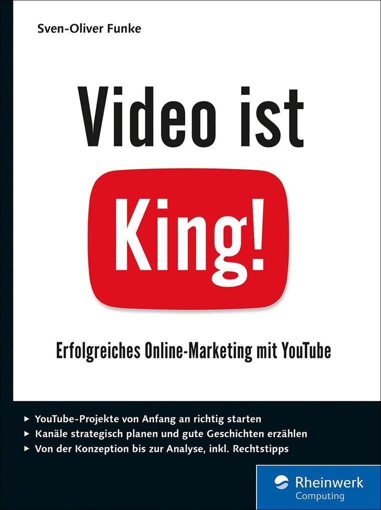 Video ist King! als eBook Download von Sven-Oli...