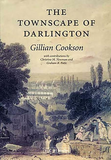 The Townscape of Darlington als Taschenbuch