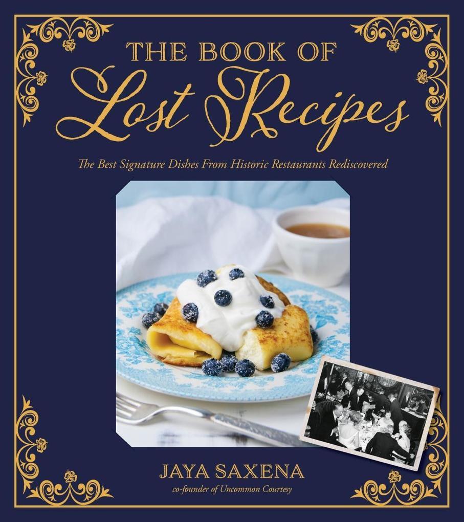 The Book of Lost Recipes als eBook Download von...