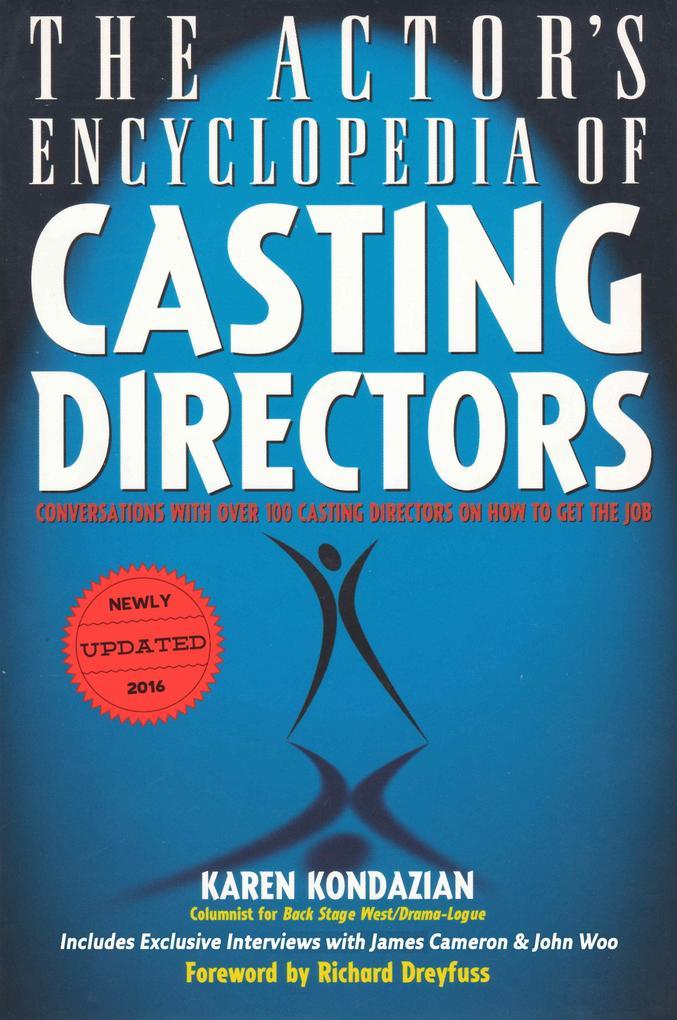 Actor´s Encyclopedia of Casting Directors als e...