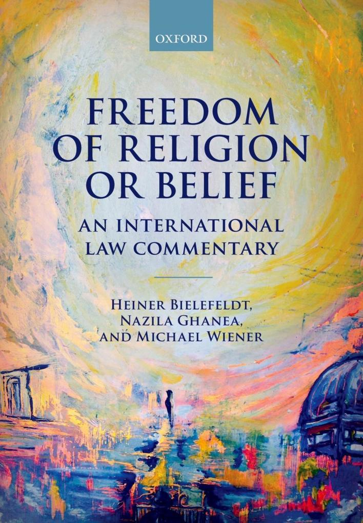 Freedom of Religion or Belief als eBook
