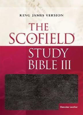 Scofield Study Bible III-KJV als Buch