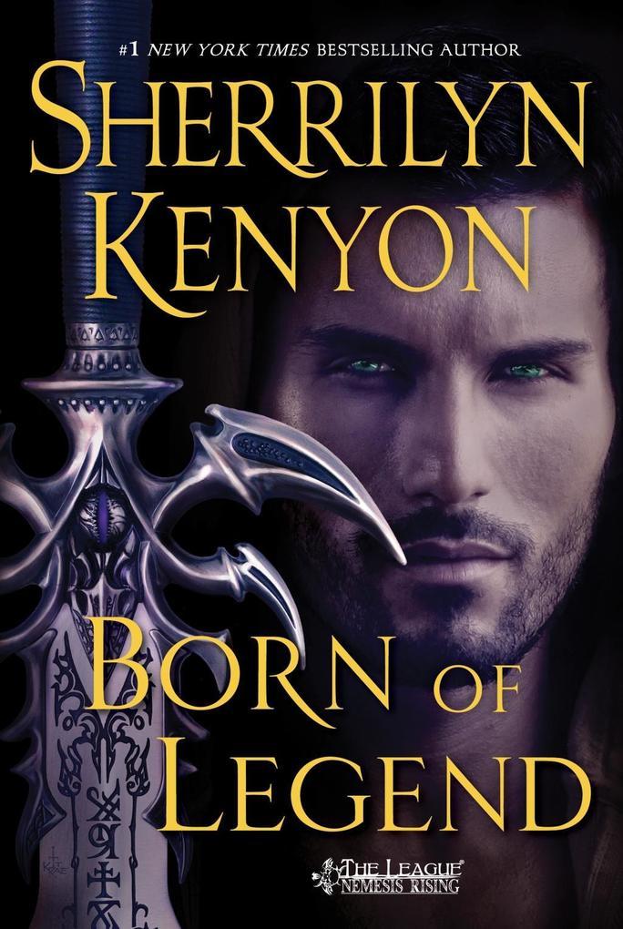 Born of Legend als eBook Download von Sherrilyn...