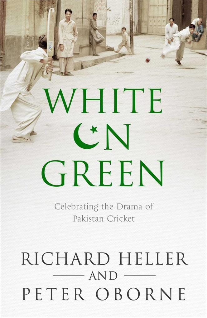 White on Green als eBook Download von Richard H...