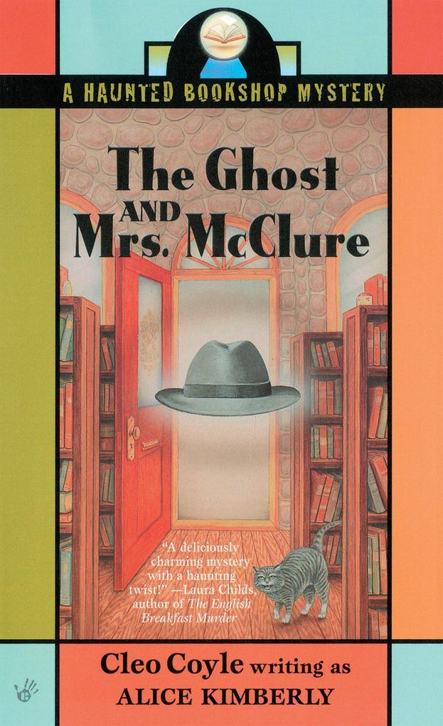 The Ghost and Mrs. McClure als Taschenbuch