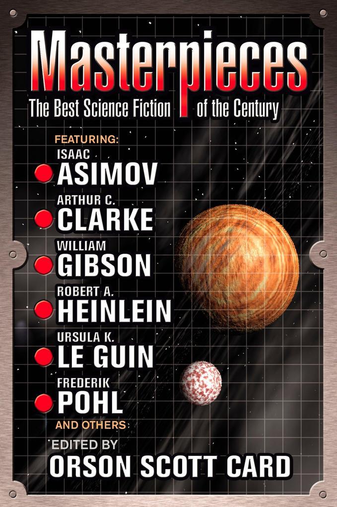 Masterpieces: The Best Science Fiction of the Twentieth Century als Taschenbuch