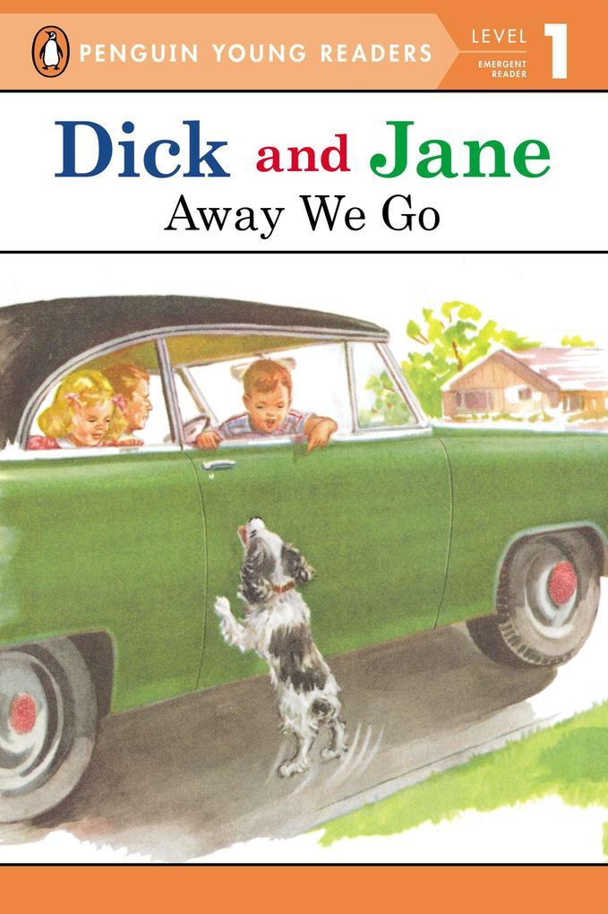 Away We Go als Taschenbuch