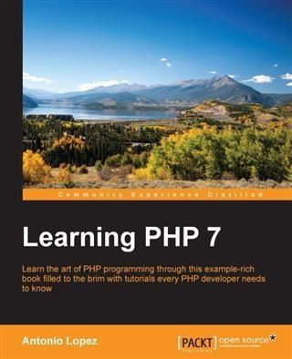 Learning PHP 7 als eBook Download von Antonio L...
