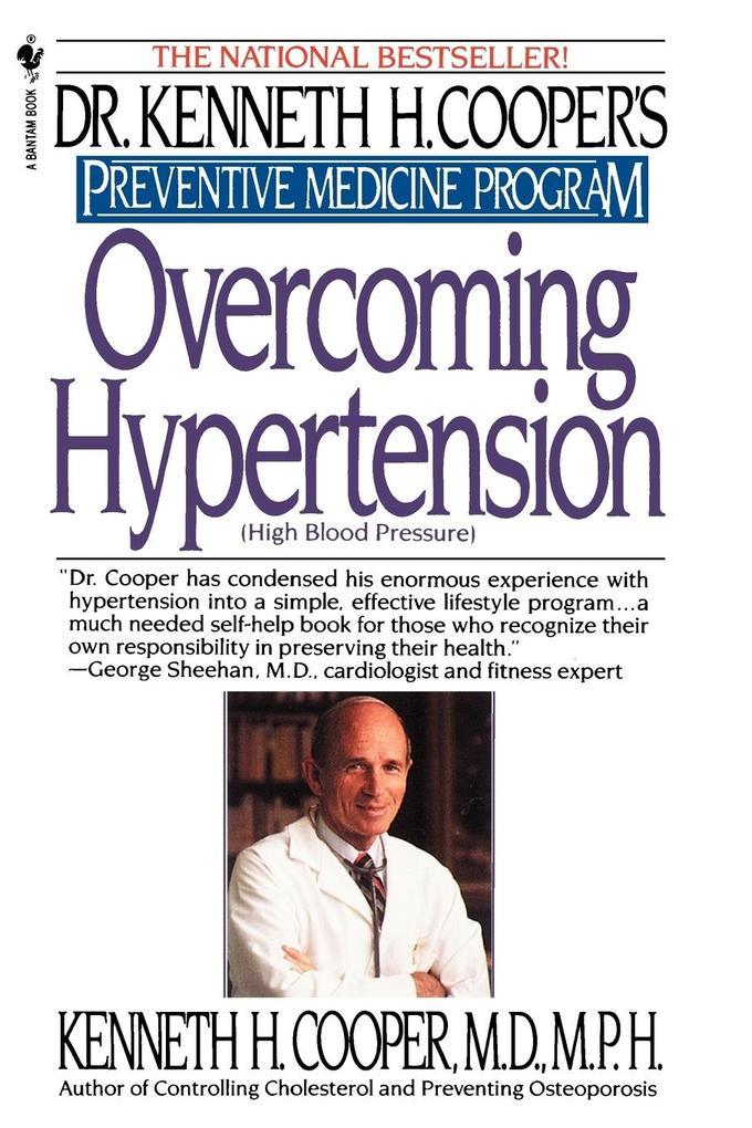 Overcoming Hypertension als Taschenbuch