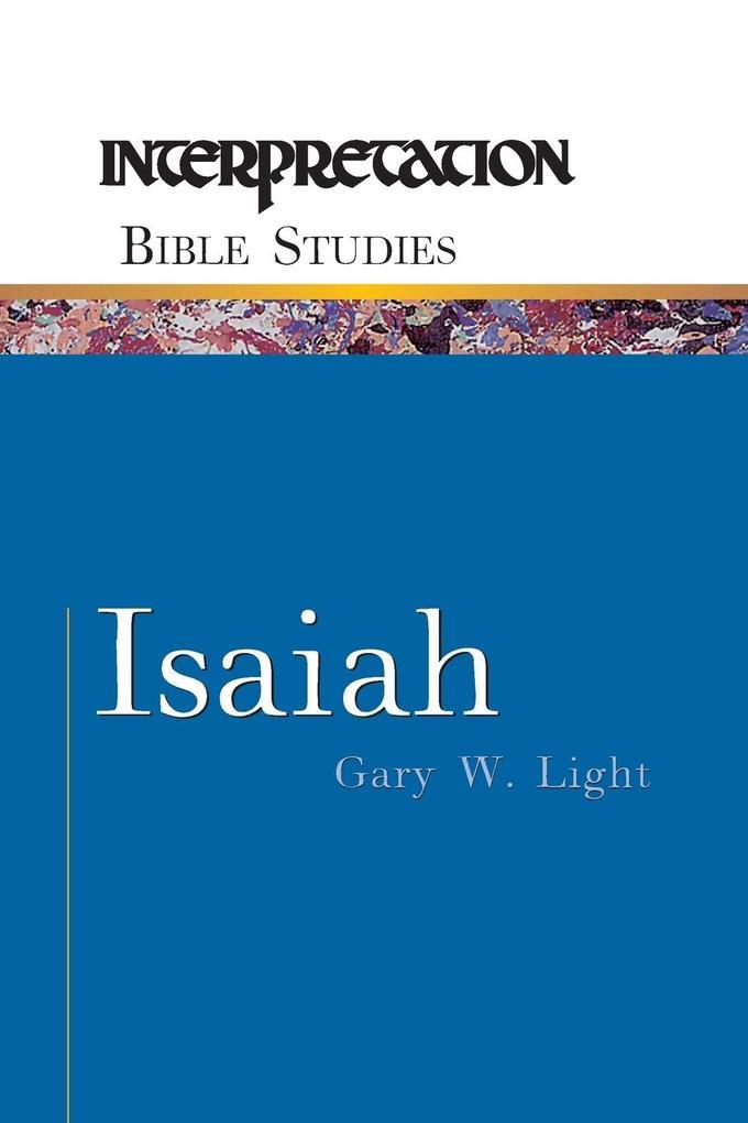Isaiah als Taschenbuch