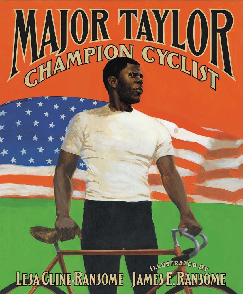 Major Taylor, Champion Cyclist als Buch