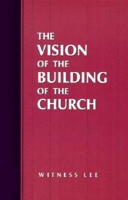 The Vision of the Building of the Church als Taschenbuch