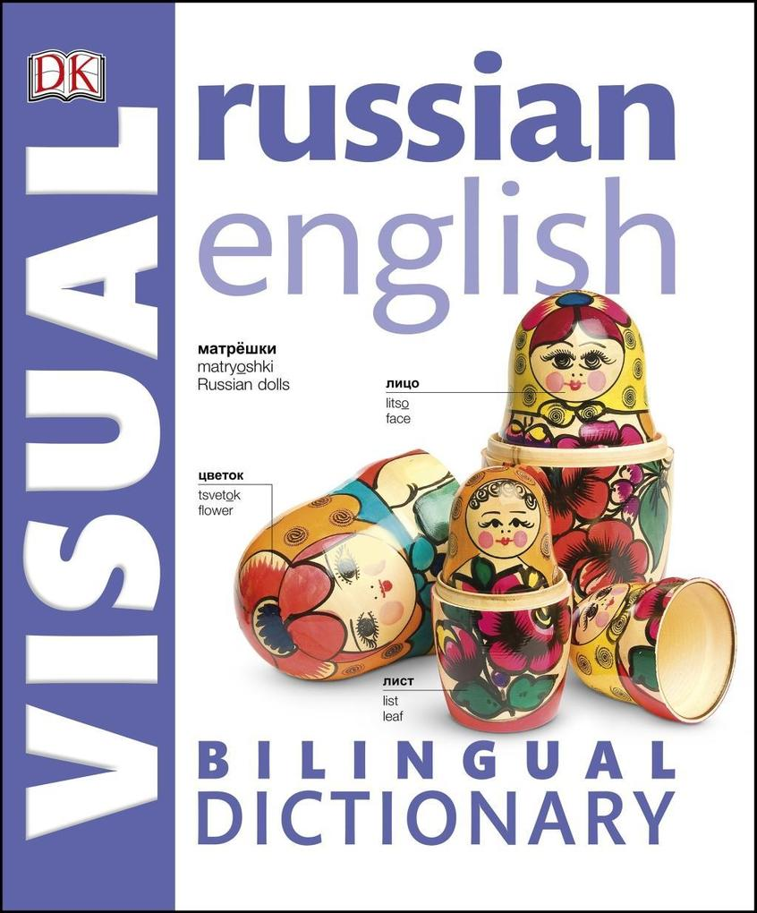 Russian English Bilingual Visual Dictionary als...