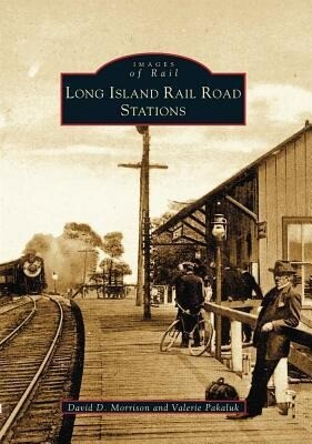 Long Island Rail Road Stations als Taschenbuch