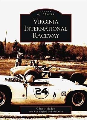 Virginia International Raceway als Taschenbuch
