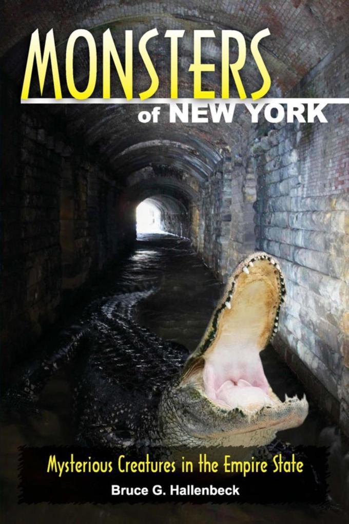Monsters of New York als eBook Download von Bru...
