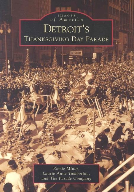 Detroit's Thanksgiving Day Parade als Taschenbuch