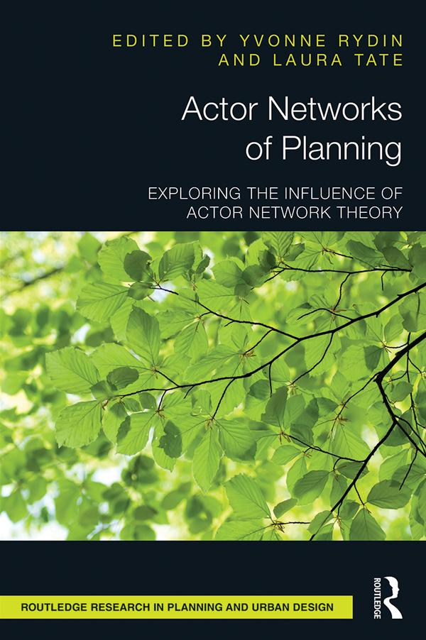 Actor Networks of Planning als eBook Download von