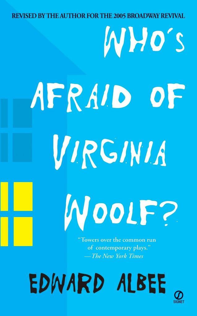 Who's Afraid of Virginia Woolf? als Taschenbuch