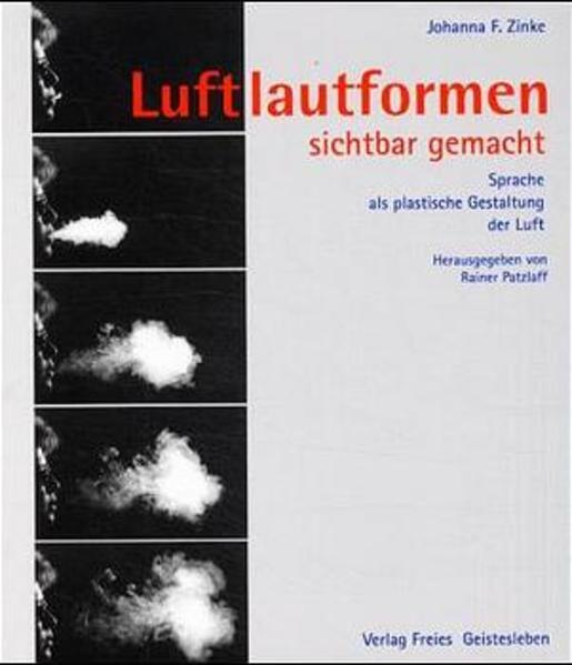 Luftlautformen sichtbar gemacht als Buch