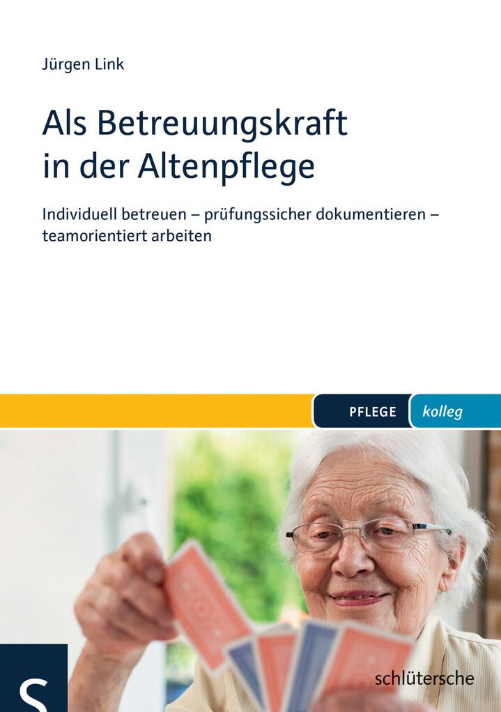 Als Betreuungskraft in der Altenpflege als eBoo...