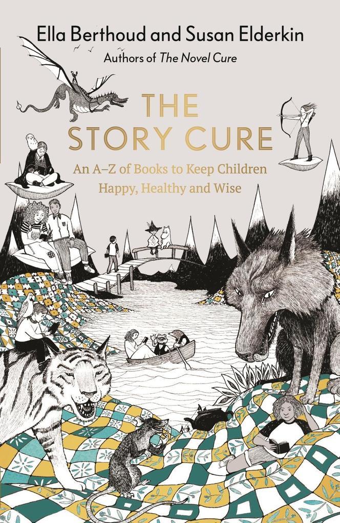 The Story Cure als Buch von Susan Elderkin, Ell...