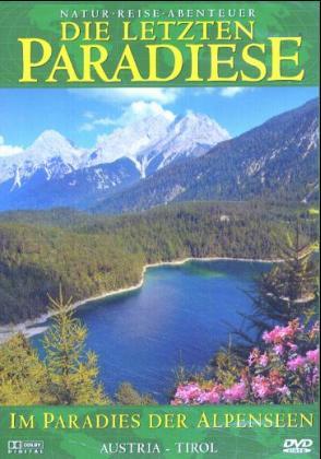 Im Paradies Der Alpenseen als DVD