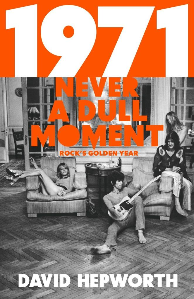 1971 - Never a Dull Moment als eBook Download v...