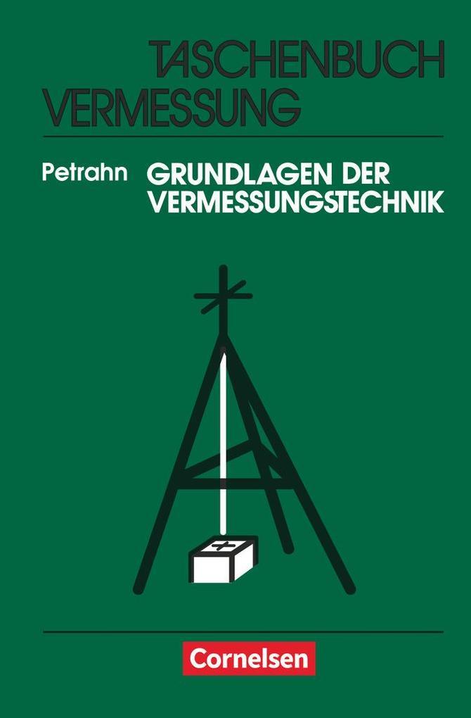 Taschenbuch Vermessung als Buch