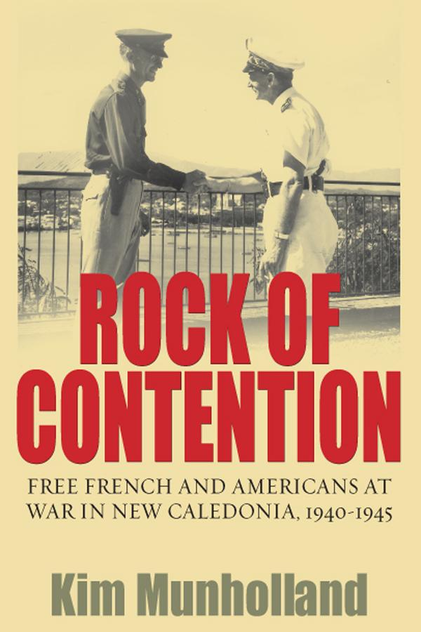 Rock of Contention als eBook Download von Kim M...