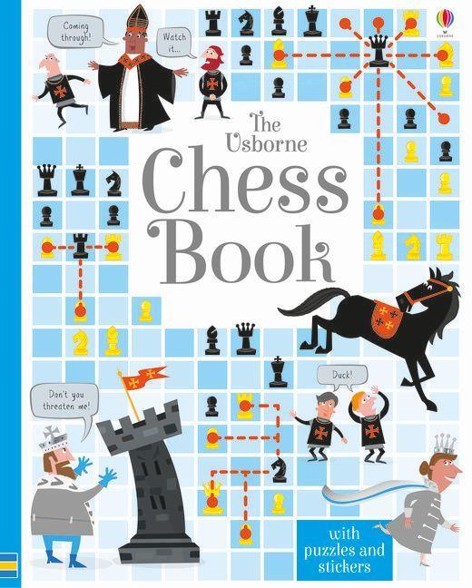 The Usborne Chess Book als Taschenbuch von Lucy...