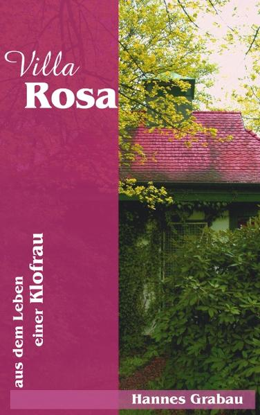 Villa Rosa als Buch (kartoniert)