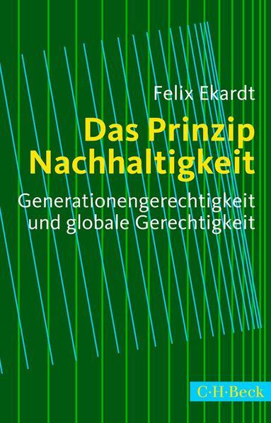 Das Prinzip Nachhaltigkeit als Taschenbuch