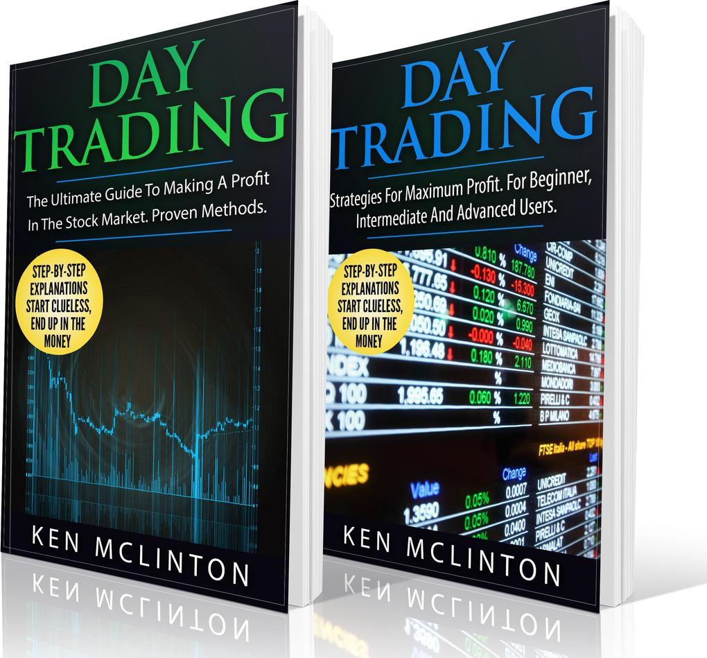Day Trading Bundle (Trading, Investing, Forex, ...